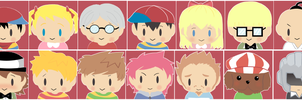 Earthbound icon! by riceter