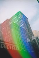 Rainbow Chicago III by thePARANOIDghost
