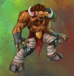Commission: Mull Stormhoof by iara-art