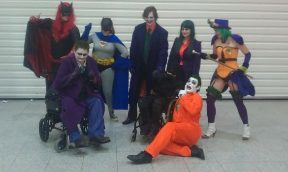 MCM Expo Oct 13 - Gotham/DC meet-up by NuFenix