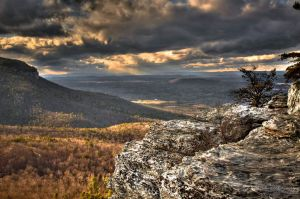 Hanging Rock State Park, NC - HDR by thatguy216
