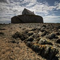 St Cwyfan's Church 2 by CharmingPhotography