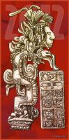 2012 MAYAN VISION SERPANT by SCT-GRAPHICS