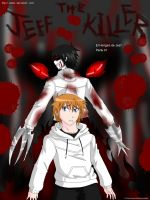 Jeef The Killer manga 001 by Raidon-san