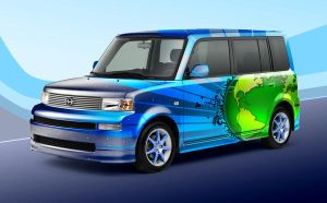 Scion Xb EARTH by torchdesigns