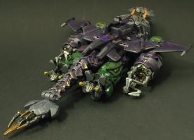 Scorponok Ship Mode by Shinobitron