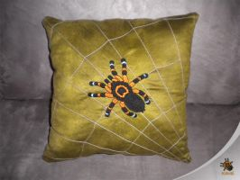Pillow Spider by Kavel-WB