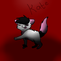 RQ 3 - Kate by crunshjellyberry