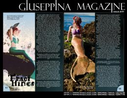 Giuseppina Mag Tear sheet 3 by TheRealLittleMermaid