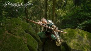 MCC: LORD OF THE RINGS: Dunedain (male) 20 by MummeryComics