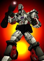 MEGATRON COLOR by Mjones456