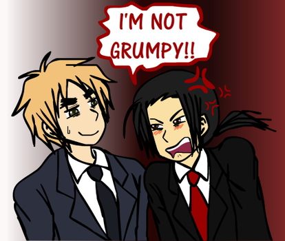 APH: NOT GRUMPY by thingy-me-jellyfis