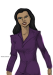Lois Lane by Michael-McDonnell