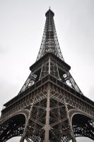 Eiffel Tower Paris by crystalleung7