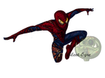 The amazing spider man by Silent-Ogre