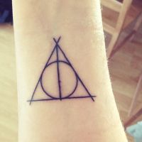 The Deathly Hallows by WannabeAbnormal