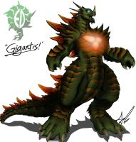 Kaiju Wars: Gigantis by Blabyloo229