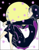 Rukia Night by FoxLady-28