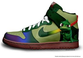 Pascal Nike by RachaelLoraine