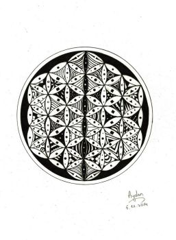 Flower of Life by aydanhasanova