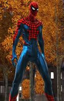 Spider-Man Web of Shadows - House of M Skin Mod by Meganubis