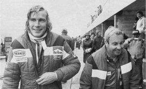 James Hunt | Teddy Mayer (1976) by F1-history