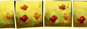 the fishes by sticmann