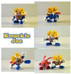 Weekly Sculpture: Knuckle Joe by ClayPita