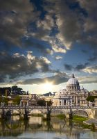 Morning Vatican by abey79