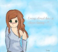 Every Cloud has aSilver Lining by dawnleapord