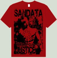 SANDATA SHIRT 005 by nerp