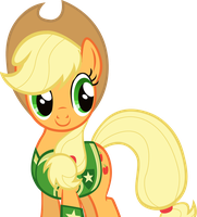 Another Applejack! by RedInk853