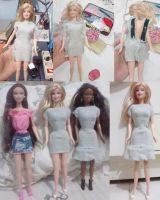 How to make Barbie's clothes from socks by seawaterwitch