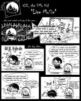 VIC, The emo kid - Live music by Dietlinde