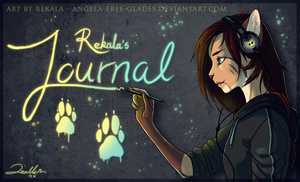 Rekala Journal Header by RekalaRain