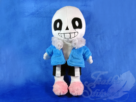 Quick Sans Snap by FeatherStitched