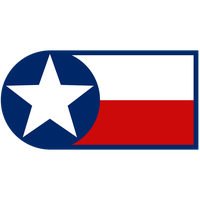Texas Roundel by Viereth