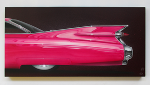 Custom 59 Cadillac Painting by PinstripeChris
