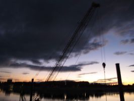 Water Crane by FiLH