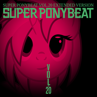 Super Ponybeat Vol. 020 Mock Cover by TheAuthorGl1m0