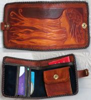 Art Nouveau Wallet by Archanejil