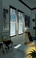 Winter mood by PascalCampion