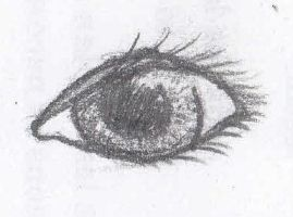Eye practice by Wildefray