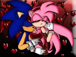 Love-SonAmy- by SonicXXXclub
