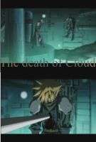 the death of Cloud by Blondechi