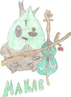 Makar The Korok by PsiNess88