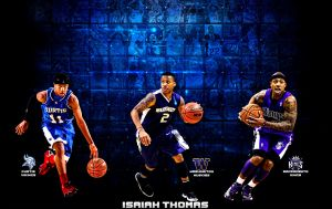 Isaiah Thomas Career Wallpaper by rhurst