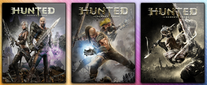 Hunted - The Demon's Forge Pack by dander2