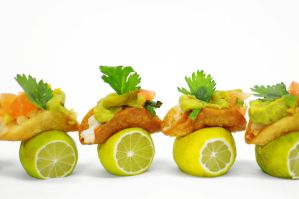 Mini Shrimp Tacos by aperture24