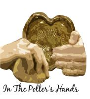 In The Potters Hands by shell4art